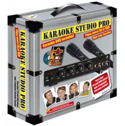 Set Karaoke Studio Pro