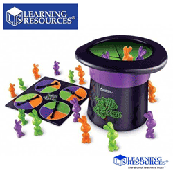 Joc de magie educativ - Magicianul Matematiciii de la Learning Resources