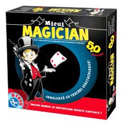 Set jucarie Micul Magician D Toys 50 trucuri