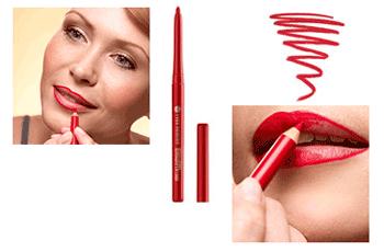 Creion contur de buze Couleours Nature pentru contur si consistenta