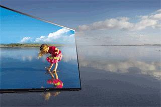 Televizoarele Samsung LED culori perfecte