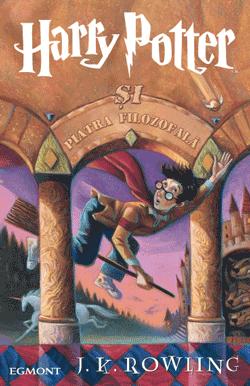 Carti - Volum 1- Harry Potter si Piatra FIlosofala