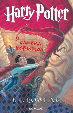 Carte - Volumul 2 Harry Potter si Camera Secretelor
