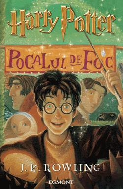 Carti Harry Potter Volumul 4 - Harry Potter si Pocalul de Foc