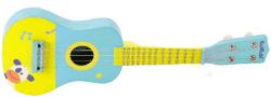 Chitara din lemn pentru baieti