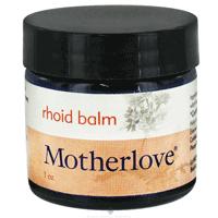 Pentru Mamici: crema balsam pentru hemoroizi
