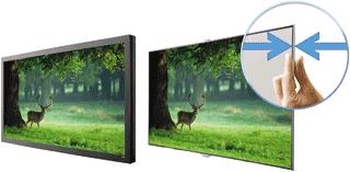 Calitatea imaginii LED TV Samsung