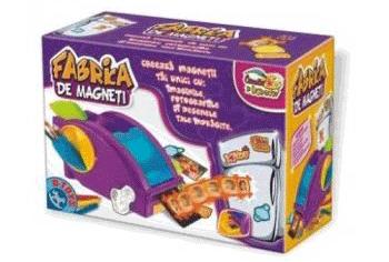 Fabrica de magneti - Jucarie pentru copii