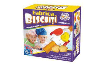 Fabrica de biscuiti