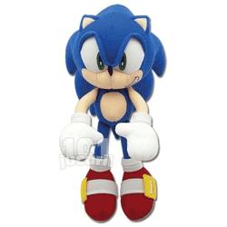 Figurina ariciul Sonic din jocurile SuperSonic Sega