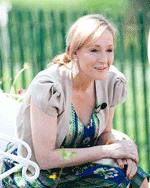 JK Rowling Autorul romanelor Harry Potter