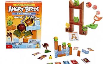 Jucarii plus si rechizite Angry Birds