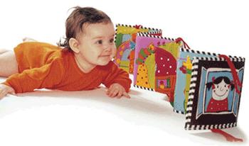 Carticele jucarii pentru bebelusi