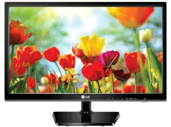Monitor LED 2 in 1 PC si TV tuner LG M1931D PZ HD Ready