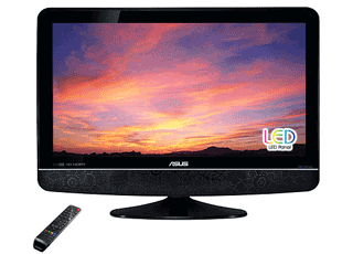 Asus Monitor TV LED cu TV Tuner conectare USB si HDMI si programe HD Asus 24T1EH