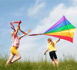 Zmeie zburatoare pentru copii
