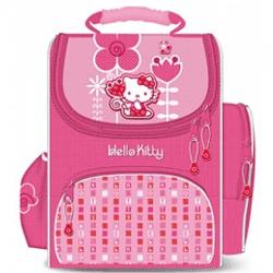 Rucsac ergonomic pentru fetite Hello Kitty