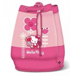 Sacul de umar Hello Kitty este recomandat pentru sport sau sala de gimnastica.
