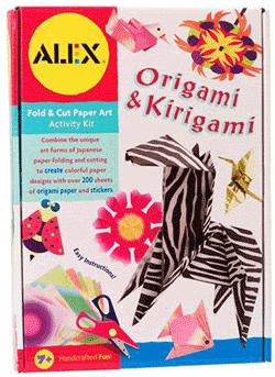 Set Origami si Kirigami
