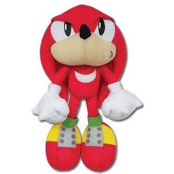 Figurine Sonic - Prietenul lui Sonic Ariciul - Knuckles