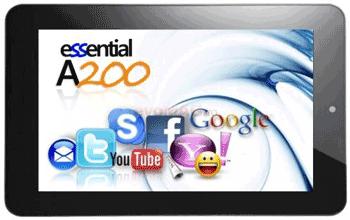 O tableta Eboda Essential A200 Wifi Cadou!