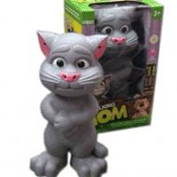 Jucarie cu pisica vorbitoare Talking Tom Cat de pe telefoanele si tabletele Android