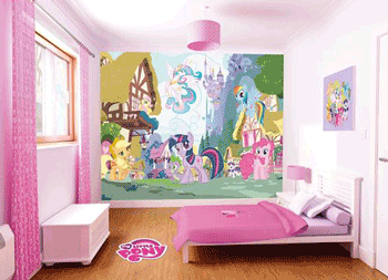 Tapet camera fetite: My Little Pony