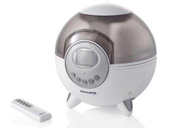 Umidificator cu ozonizator aer de camera Ozonball