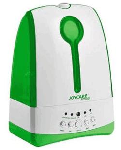 Umidificator cu purificator de aer prin ionizare pentru bebelusi