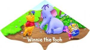 Zmeu pentru copii cu Winnie Ursuletul de plus