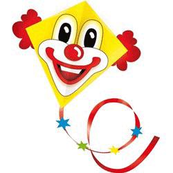 Zmeu zburator cu clovnul amuzant, pentru copii peste 6 ani