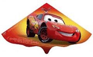 Zmeu cu personajul Fulger McQueen din desenele animate pentru copii Disney Cars