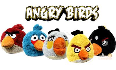 Jucarii, accesorii si figurine Angry Birds