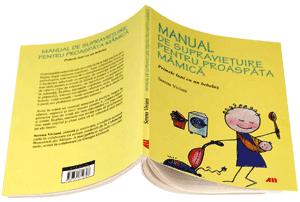 Carte manual de supravietuire pentru proaspata mamica.