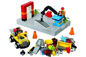 Lego Bricks - Lego pentru copii