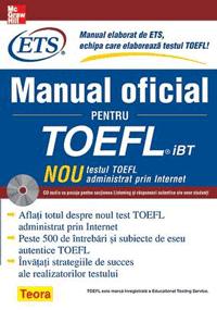 Manual Oficial de limba engleza pentru Testul Toefl