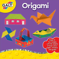 Seturi si idei creative Origami – plierea hartiei