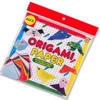 Set de hartie origami diverse modele pasari, pestisori de aur, stelute, casute, palariute.