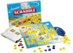 Scrabble Junior - Joc Scrabble pentru copii peste 5 ani