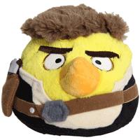 Jucarie de plus Han Solo Angry Birds Razboiul Stelelor