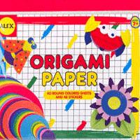 Kit creatie hartie circulara origami