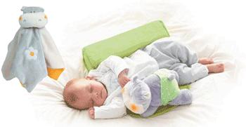 Perna paturica, jucarie si set esential pentru bebelus