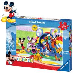 Puzzle Mickey Mouse Gigant pentru copii