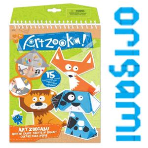 Set Creatie Origami Artzooka Animale