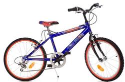 Bicicleta Dino Bikes Spiderman 420U-S 7-12 ani