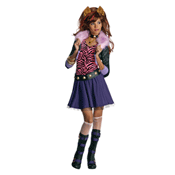 Costumul Monster High Clawdeen Wolf