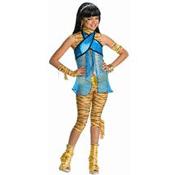 Costumul Monster High Cleo de Nile pentru fetite