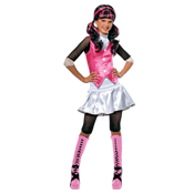 Costum pentru fetita DracuLaura Monster High