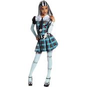 Costum Monster High Frankie Stein pentru fetite