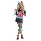 Costume pentru fetite Lagoona Blue Monster High